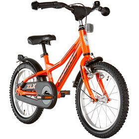 Puky ZLX 16-1 Bicicleta Niños, racing orange